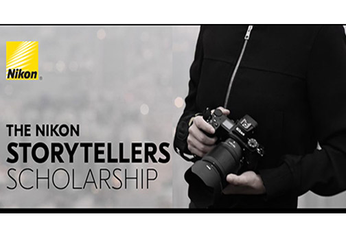 Second Nikon Storytellers Scholarship for Next-Gen Creators