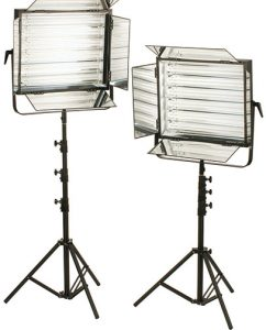 Professional Lighting Systems Smith-Victor-FLO-330-660W-Two-Light-Kit
