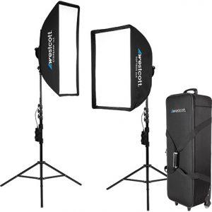 Westcott-Solix-LED-2-Light-Kit