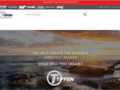 Tiffen-Homepage-3-19 redesigned website
