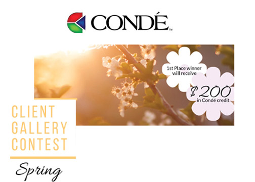 Condé Systems Holds 2019 Client Gallery Contests - Digital Imaging