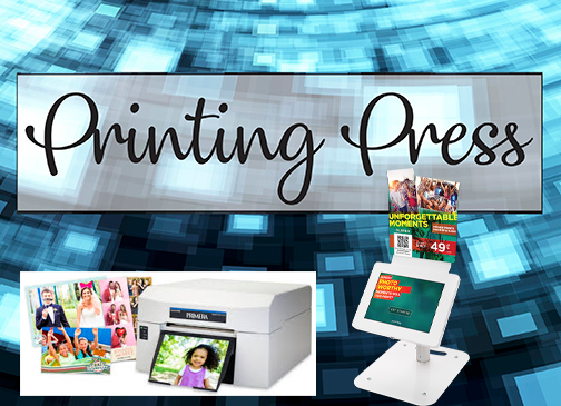 Printing Press: Current Trends in Photo Kiosks - Digital Imaging