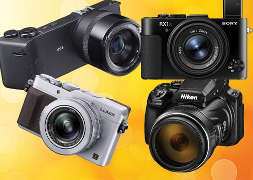Premium Point-and-Shoot Cameras for Enthusiasts & Pros - Digital