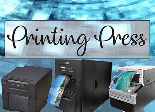 Printing Press: Minilabs Adapt to Printing Needs - Digital