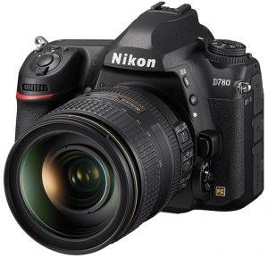 Nikon-D780-left Nikon at WPPI 2020