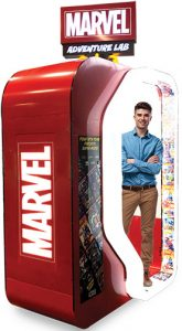 Apple Industries FacePlace-Marvel-Booth
